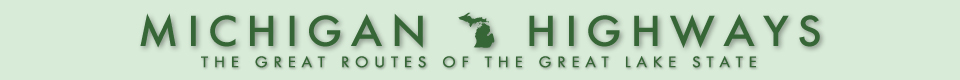 Michigan Highways website header graphic