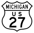 US-27 Route Marker