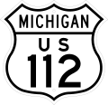 US-112 route marker